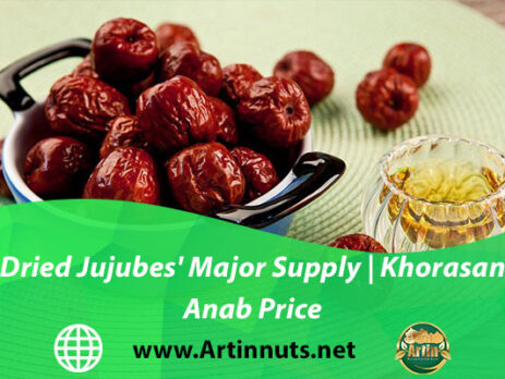 Dried Jujubes' Major Supply | Khorasan Anab Price