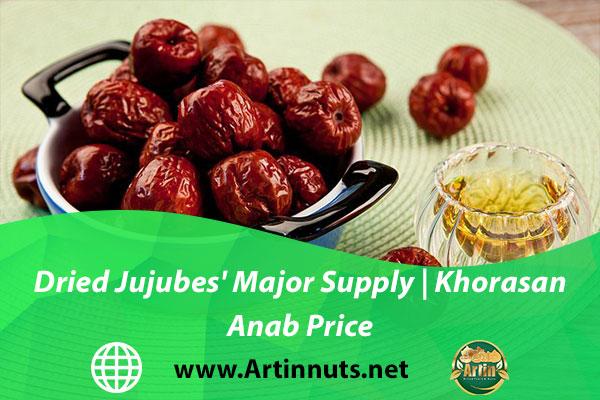 Dried Jujubes' Major Supply   Khorasan Anab Price