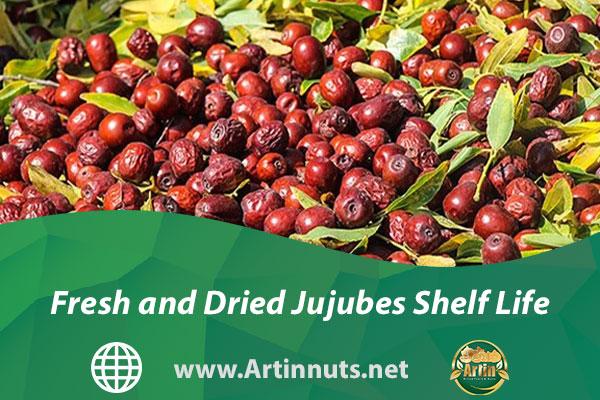 Fresh and Dried Jujubes Shelf Life