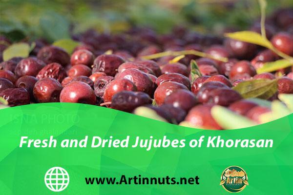 Fresh and Dried Jujubes of Khorasan