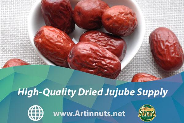 High-Quality Dried Jujube Supply