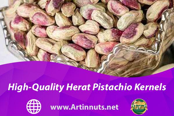High-Quality Herat Pistachio Kernels