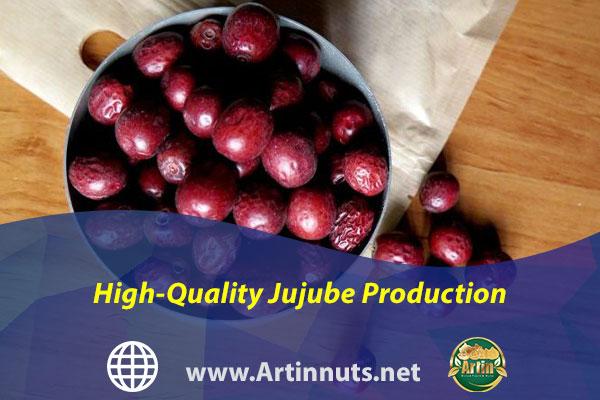 High-Quality Jujube Production
