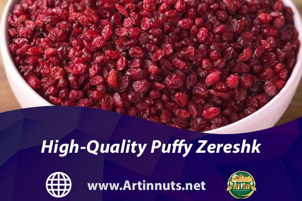 High-Quality Puffy Zereshk