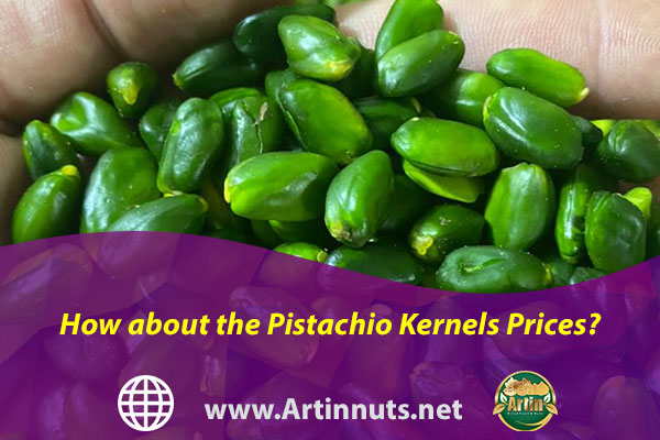 How about the Pistachio Kernels Prices?