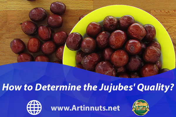 How to Determine the Jujubes' Quality?