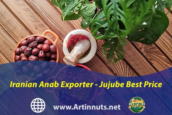 Iranian Anab Exporter - Jujube Best Price