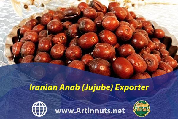 Iranian Anab (Jujube) Exporter