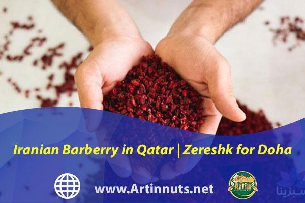 Iranian Barberry in Qatar   Zereshk for Doha
