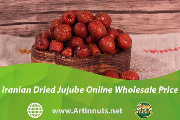 Iranian Dried Jujube Online Wholesale Price