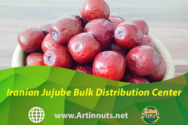 Iranian Jujube Bulk Distribution Center