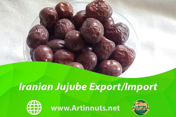 Iranian Jujube Export/Import