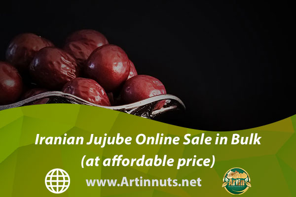 Iranian Jujube Online Sale in Bulk (at affordable price)