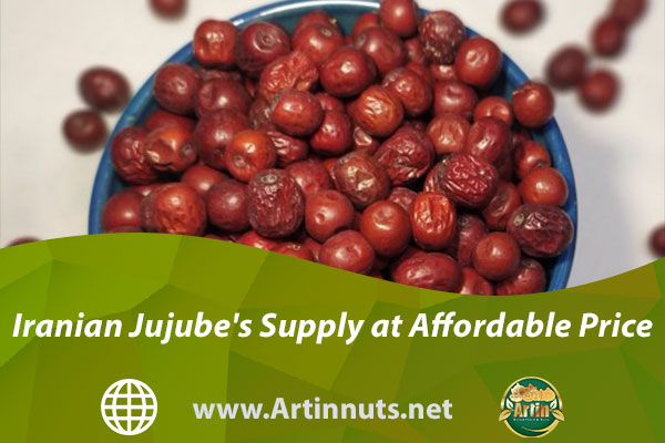 Iranian Jujube's Supply at Affordable Price