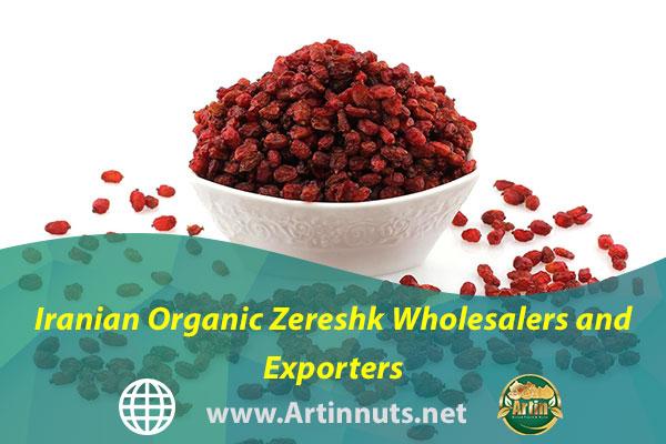 Iranian Organic Zereshk Wholesalers and Exporters