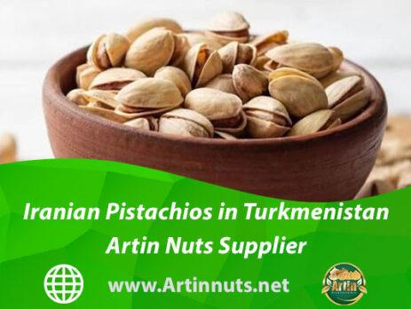 Iranian Pistachios in Turkmenistan   Artin Nuts Supplier
