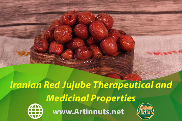 Iranian Red Jujube Therapeutical and Medicinal Properties