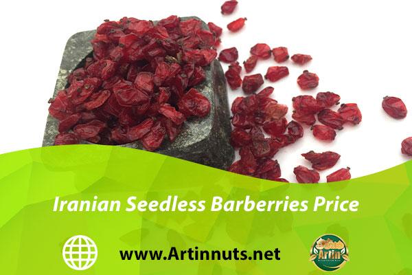 Iranian Seedless Barberries Price