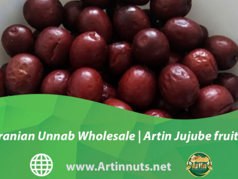 Iranian Unnab Wholesale | Artin Jujube fruits