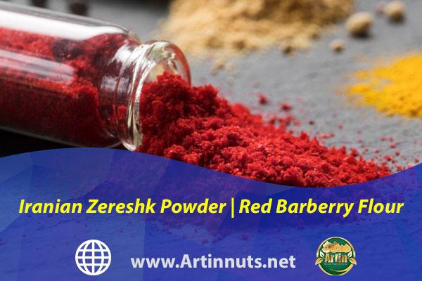 Iranian Zereshk Powder | Red Barberry Flour