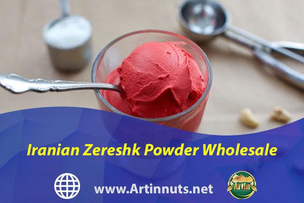 Iranian Zereshk Powder Wholesale