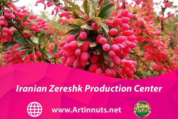 Iranian Zereshk Production Center