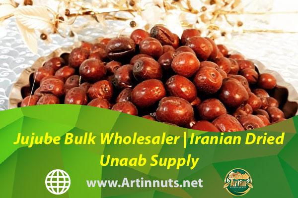 Jujube Bulk Wholesaler | Iranian Dried Unaab Supply