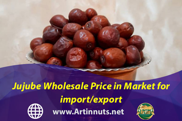 Jujube Wholesale Price in Market for import/export