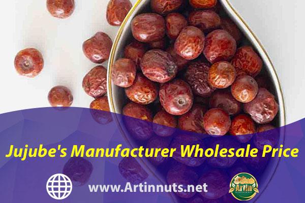 Jujube's Manufacturer Wholesale Price