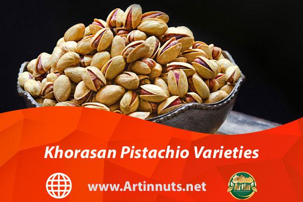 Khorasan Pistachio Varieties