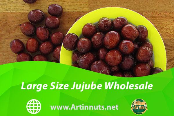 Large Size Jujube Wholesale