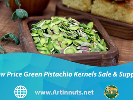 Low Price Green Pistachio Kernels Sale and Supply