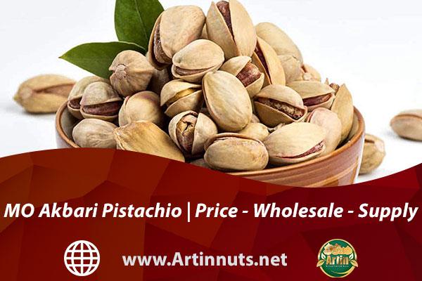 MO Akbari Pistachio | Price - Wholesale - Supply
