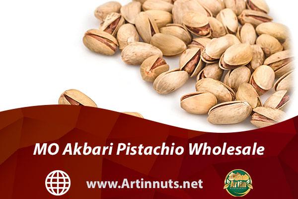 MO Akbari Pistachio Wholesale