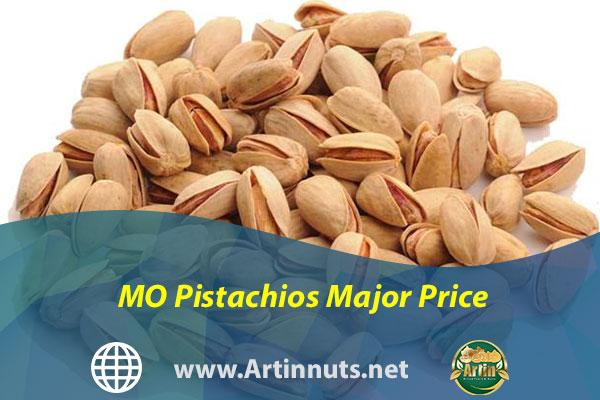 MO Pistachios Major Price