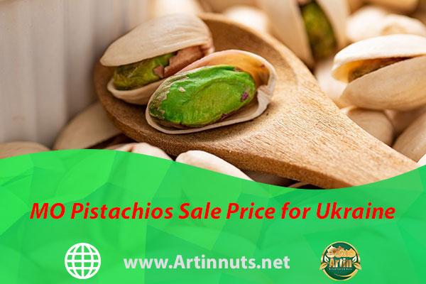 MO Pistachios Sale Price for Ukraine