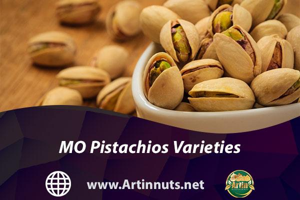 MO Pistachios Varieties