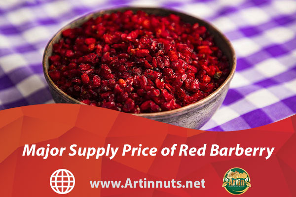 Major Supply Price of Red Barberry