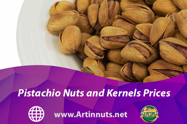 Pistachio Nuts and Kernels Prices