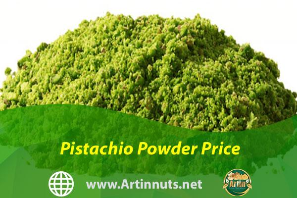Pistachio Powder Price