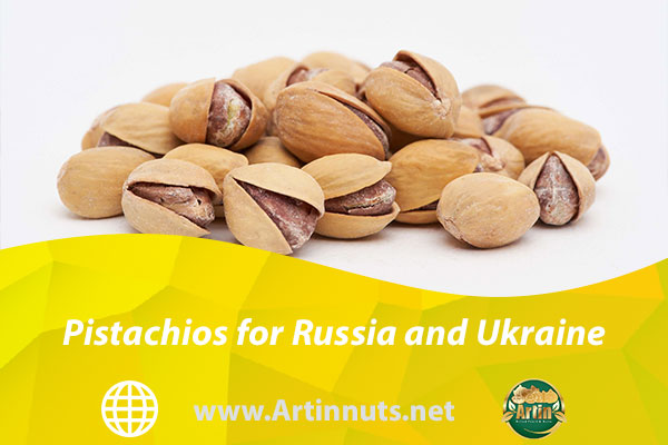Pistachios for Russia and Ukraine