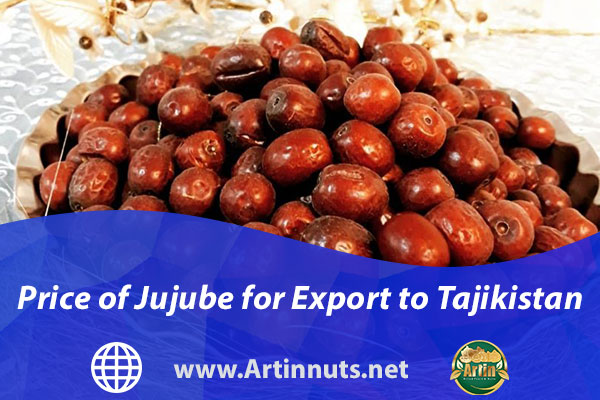 Price of Jujube for Export to Tajikistan