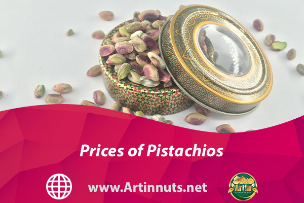 Prices of Pistachios