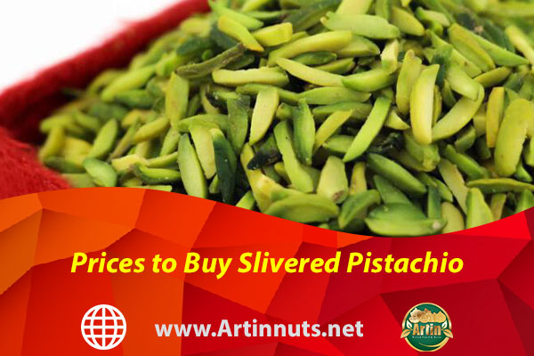 Prices to Buy Slivered Pistachio