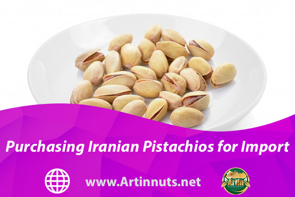 Purchasing Iranian Pistachios for Import