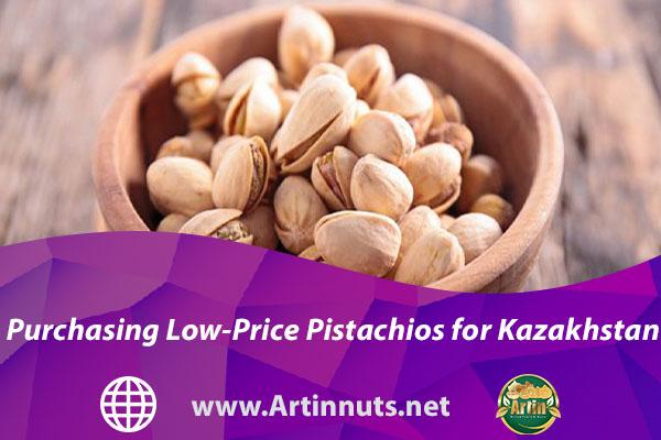 Purchasing Low-Price Pistachios for Kazakhstan