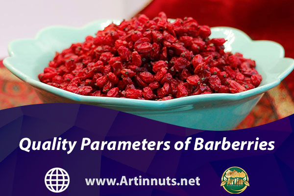 Quality Parameters of Barberries
