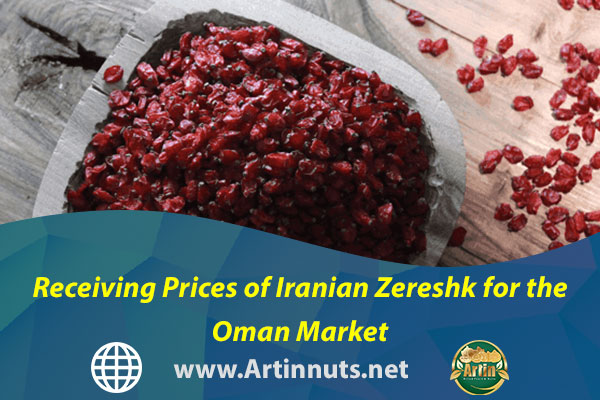 Receiving Prices of Iranian Zereshk for the Oman Market