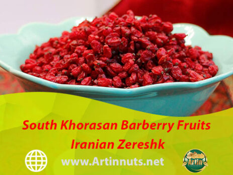 South Khorasan Barberry Fruits   Iranian Zereshk