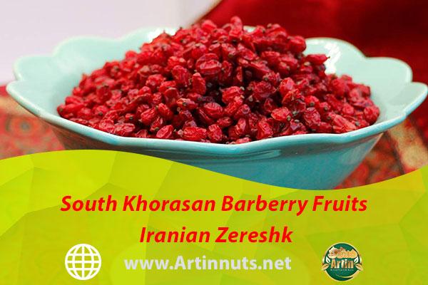 South Khorasan Barberry Fruits | Iranian Zereshk